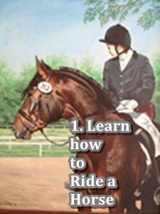 1 Ride A Horse