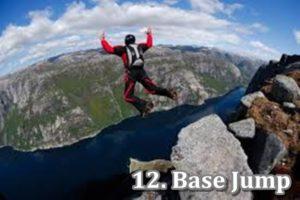 12 base jumping