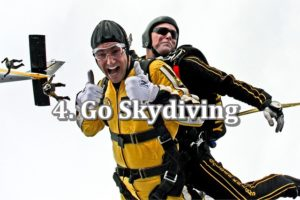 4 skydiving