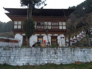 One of the Bhutanese Homes we visited
