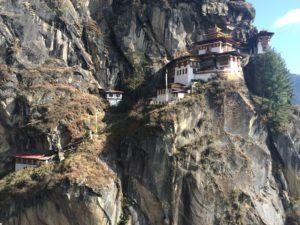 Tiger's Nest, Paro Taktsang, Bhutan